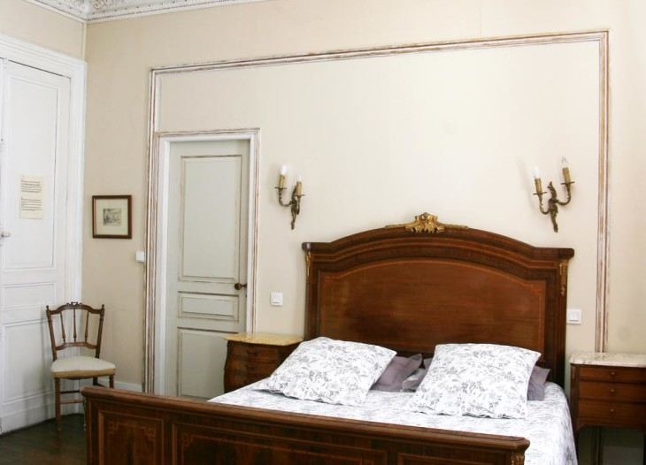Rouselle accommodation at Villa St Simon, Blaye, Bordeaux